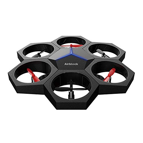Vehicles-OCS Makeblock programmable Drone Airblock Modular Intelligent Aircraft kit - (Color: Standard Edition)