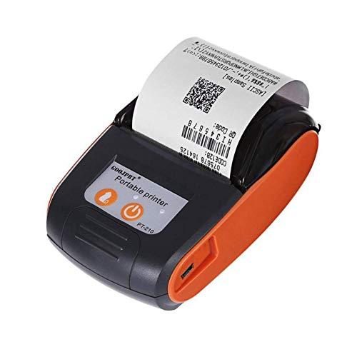 HANDAN LiféUP Mini Wireless WiFi Stampante Termica 58mm POS USB per bigliettini per ricevute con Ampia compatibilità Stampanti A Matrice Qualified