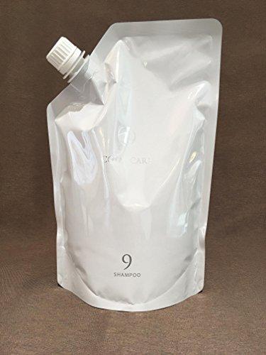 アイケアシャンプー9 ダマスクローズブーケの香り 750ml 詰め替え用