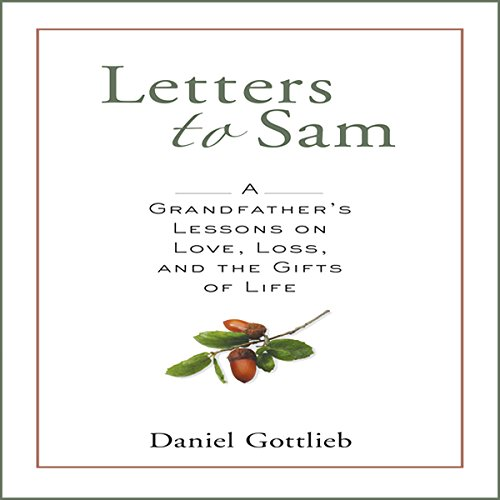 Letters to Sam audiobook cover art