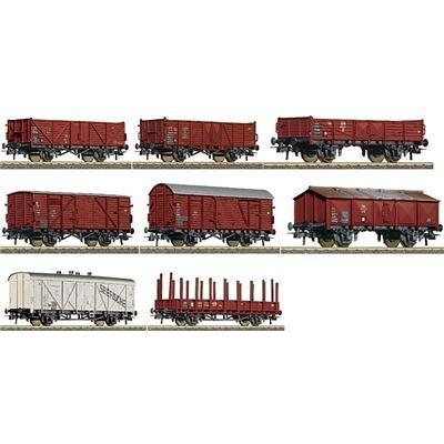 Roco H0 Ro Güterwagenset Db