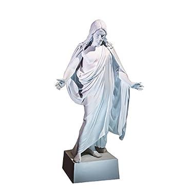 Marble Statue Christus Statue 19  - LDS3