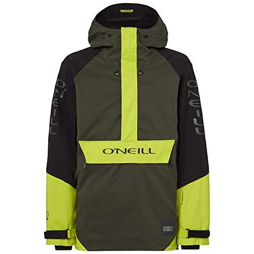 O'NEILL Pm Original Anorak - Chaqueta de snowboard para hombre, Hombre, 9P0012, Forest Night, extra-large
