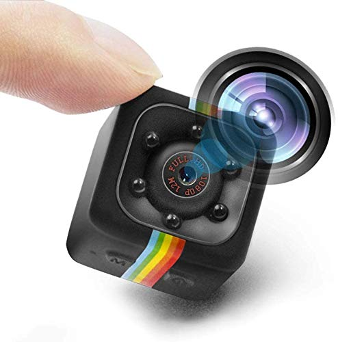 V88R® Home Security Camera , CCTV for Shop, Home or Car with Motion Detection, Night Vision, Video Recording,
