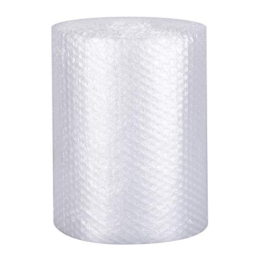 Bubble Cushioning Wrap - Bubble Cushioning Wrap for Moving with Perforated Every 12��, Easy to Tear, Small Bubble, Thicker & Durable for Packing, Delivering & Moving 12�� x36 Feet