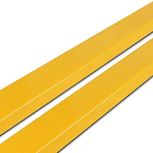 """Mophorn Palettengabelverlängerungen 72Zoll x 4,5Zoll Stahlpalettengabel Gabelstapler Palettengabelverlängerungen für Gabelstapler 1,8m (72"""" 1,8m)"""