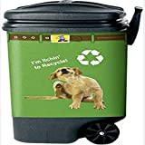 Garbage Pantz GP-RDG Can Cover, Recycling Puppy Design