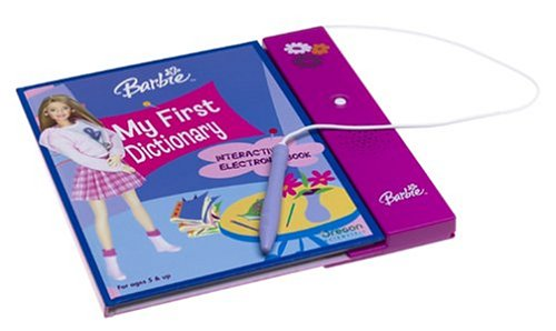 Barbie My First Dictionary
