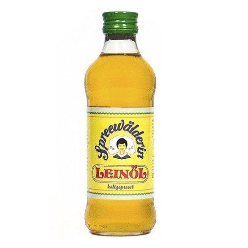 Spreewälderin Leinöl, kaltgepresst (250 ml)