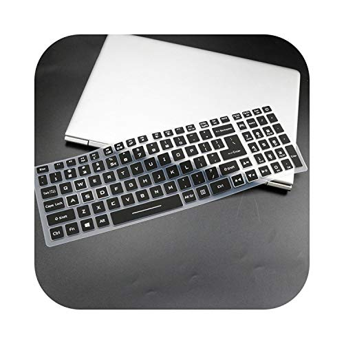 Laptop Keyboard Cover Skin Protector voor 15.6