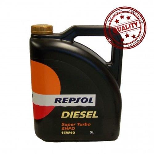Repsol RPST15405 Rp Super Turbo SHPD 15W40 5L