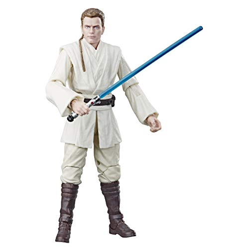 "Star Wars The Black Series Episode 1: The Phantom Menace 6""-Scale OBI-Wan Kenobi Figure"