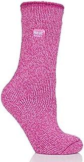 Heat Holders Short Wool Merino Blend Socks UK 4-8 US 5-9