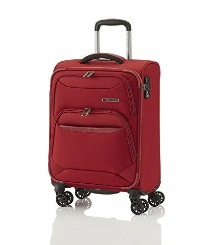 Travelite-Valigetta per PC con rotelle, rosso (Rosso) - 2077015