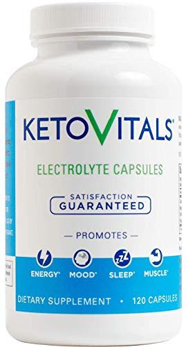 Keto Vitals Electrolyte Capsules