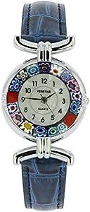 GlassOfVenice Reloj con la banda Nácar para el reloj para mujer