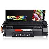 WBZD - Cartucho de tóner compatible para impresora láser HP LaserJet P2014 P2015 P2015D P2015DN P2015X M2727NF M2727NF, 2000 páginas, color negro