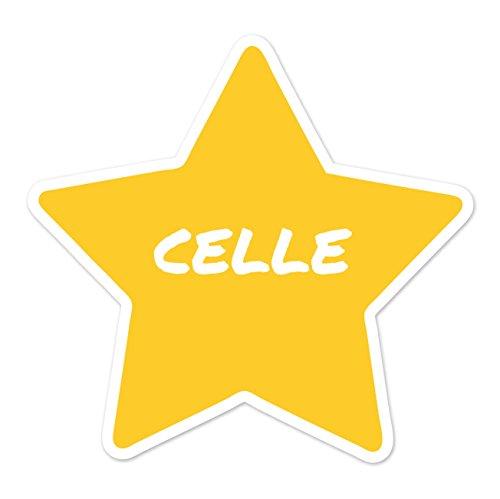 JOllify Aufkleber - CELLE – Farbe: Design: Stern
