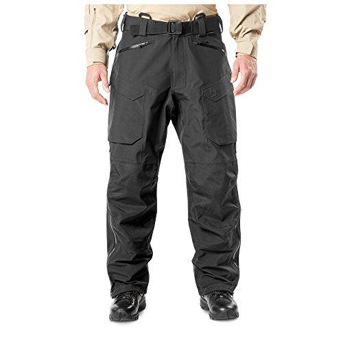 5.11 Tactical Series 511-48333 Hose wasserdicht/atmungsaktiv M Schwarz