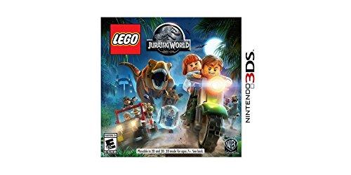 Take-Two Interactive LEGO Jurassic World, Nintendo 3DS - Juego (Nintendo 3DS, Nintendo 3DS, Soporte físico, Acción / Aventura, Traveller's Tales, 5/12/2015, Básico)