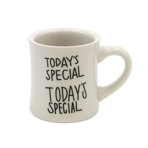 TODAY'S SPECIAL(トゥデイズスペシャル)マグカップ【TODAY'S SPECIAL】