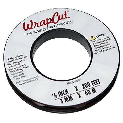 WrapCut Schneidetape für Car Wrapping - 60 Meter Rolle