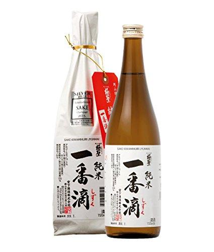 Kiwami hijiri Jyanmai Sake (1 x 0.72 l)