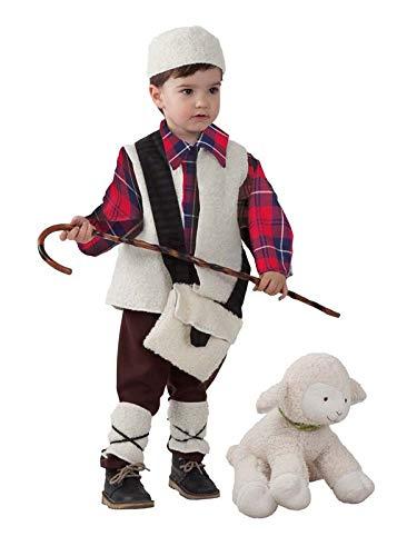 DISBACANAL Disfraz Pastor bebé - -, 2 años