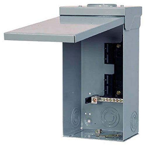 Siemens W0408ML1125U Load Center