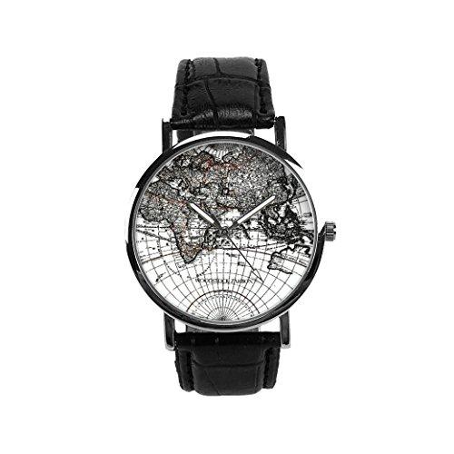 Woodstock Zambon - Reloj Map