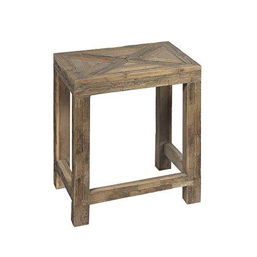 Grafelstein Beistelltisch Long Island braun aus Holz Used-Look Treibholz Tisch - Gross