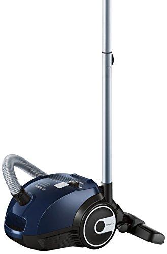Bosch BZGL2B316 Aspirapolvere a Carrello con Sacco, 800 W, Blu