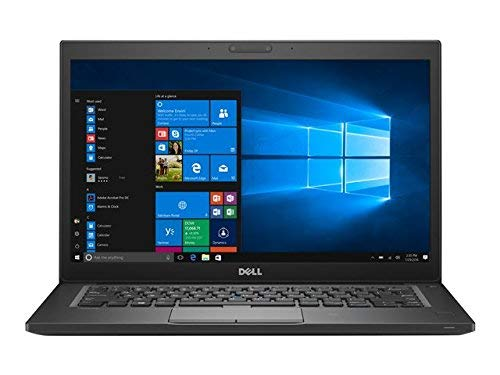 Dell Latitude 7280 Intel 6th Generation CPU laptop Windows 10 Professional 12 Months Warranty (Core i7, 16GB RAM, 240GB SSD) (Renewed)