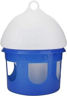 Yagosodee 6. Comederos Automáticos para Palomas de 5L Dispensador de Agua de Gran Capacidad para Bebederos para Pájaros