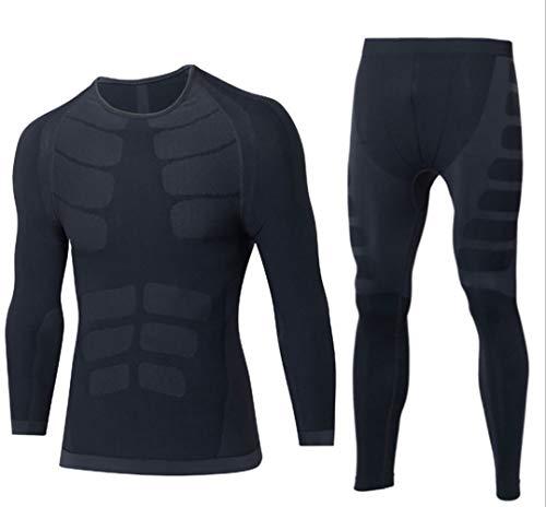 Sports Compression Fitness Hosen der Männer kühlen Jogging Fitness Strumpfhose-Gamaschen-Schnell trocknend Basketball Wear,C,M