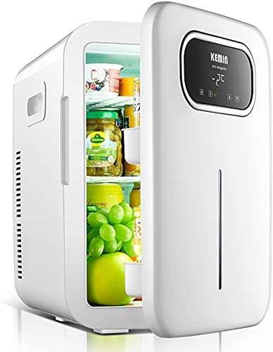 TANKKWEQ Mini refrigerador 20l Mute Dual-Core Mute CNC Caja de Enfriador Reefer