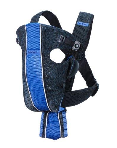 BabyBjorn 29013 - Marsupio portabebé, color azul