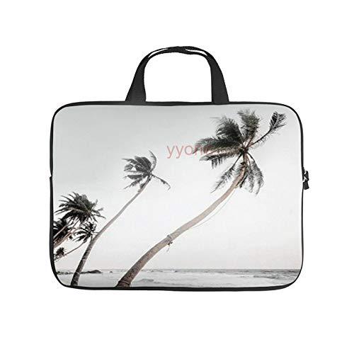 Neoprene Sleeve Laptop Handbag Case Cover Sri Lanka Palms 10 Inch Laptop Sleeve Case for 9.7' 10.5' Ipad Pro Air/ 10' Microsoft Surface Go/ 10.5' Samsung Galaxy Tab