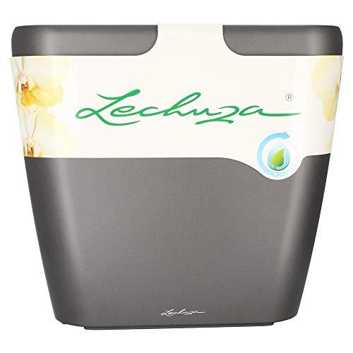 Lechuza Quadro LS 43 Premiumserie Komplettset anthrazit metallic 16183
