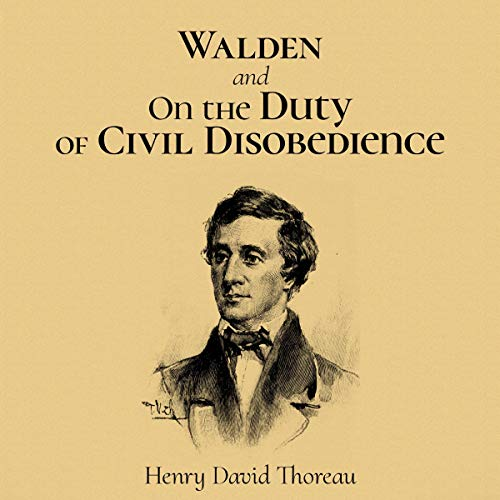 Walden and On the Duty of Civil Disobedience (2 Books) Titelbild
