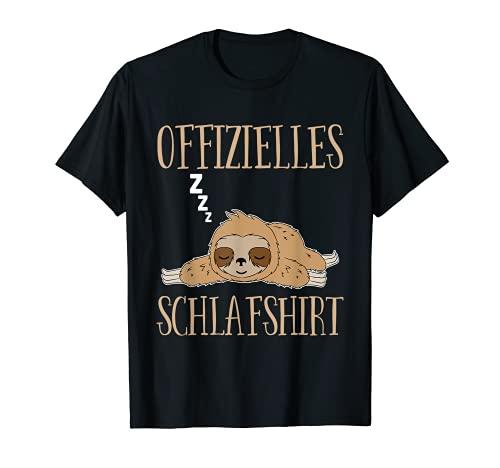 Sloth | Official Sleep Shirt | Women, Men & Children T-Shirt
