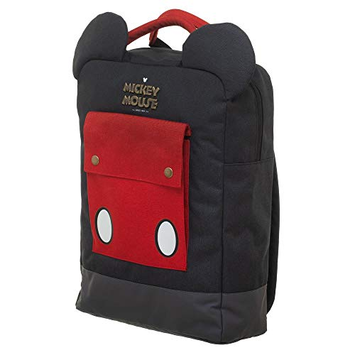 Disney Mickey Mouse 3D Ears Laptop Backpack