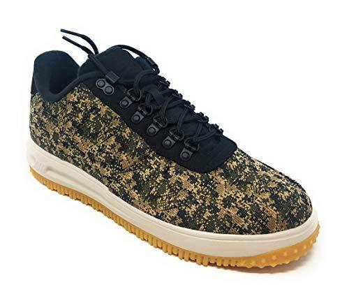 Nike LF1 Duckboot Low TXT Men's sneakers AV3818 002 Multiple sizes (10,Medium (D, M))