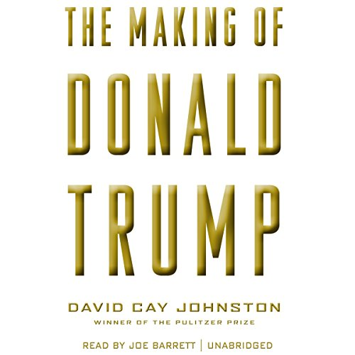 Couverture de The Making of Donald Trump