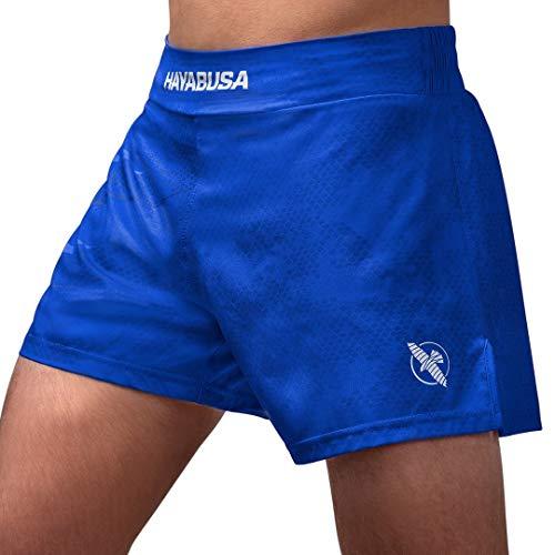 Hayabusa Kickbox-Shorts Arrow, blau, 36