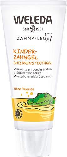 Weleda Bio Kinder-Zahngel (6 x 50 ml)