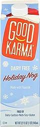 Good Karma Flaxmilk Nog, 32 oz