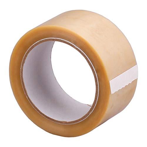 Preisvergleich Produktbild Wertpack 8X EMCO Packband PVC mit Naturkautschukkleber,  Transparent,  33 My,  38 mm x 66 m