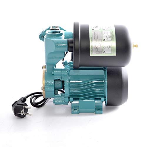 Hauswasserwerk 2 Liter Druckbehälter Einstufige Gartenpumpe 250W 2100 L/h 3,5 Bar WZI250