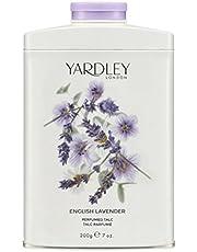 Yardley - Talco de lavanda (200 g)